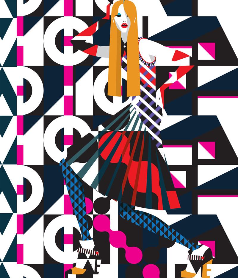 Fashion Design Graphics