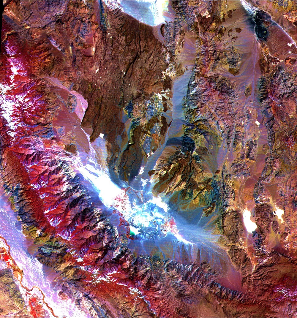 Mining Satellite Imagery, SIC - ATLAS OF PLACES